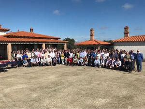 II Encuentro Interregional de la Empresa Familiar. Foto de los participantes.