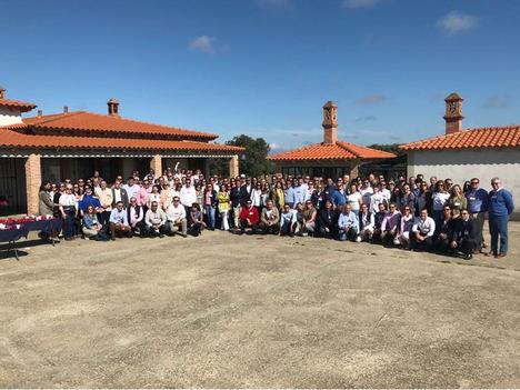 Empresarios familiares de seis Comunidades Autónomas celebran en Portezuelo (Cáceres) el II Encuentro Interregional de la Empresa Familiar