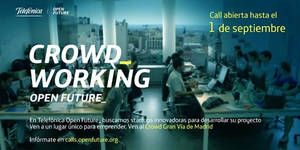 El espacio de crowdworking Gran Vía Open Future_ abre la III convocatoria para la aceleración de startups