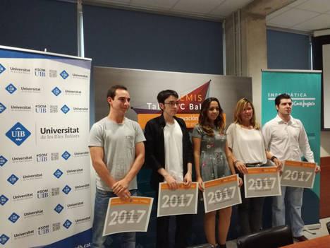 Iecisa y la Universitat Illes Balears premian la innovación en la II edición de los Premios TalenTIC