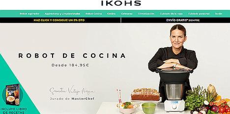 IKOHS reinventa los electrodomésticos combinando IoT y diseño premium a un precio competitivo