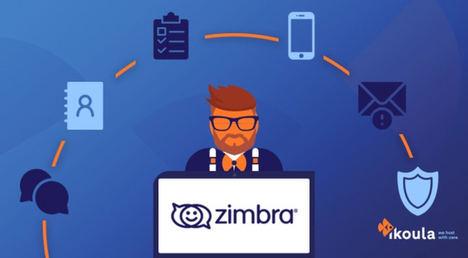IKOULA firma una asociación de canales estratégica con Zimbra®