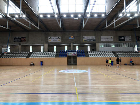 ILUMIA instala la iluminación LED en el pabellón municipal central de Salou (Tarragona)