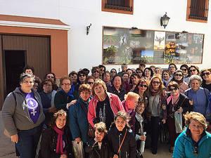 Bodegas La Pelina celebró el día de la mujer