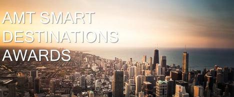 """Abierto el plazo de inscripción para la IV edición de los """"AMT Smart Destinations Awards"""""""