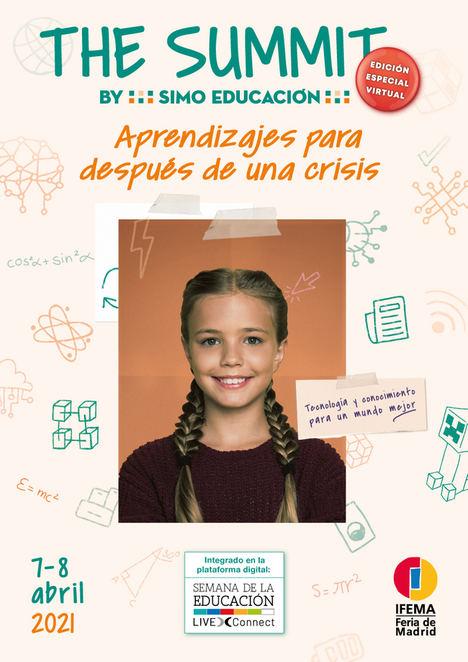 THE SUMMIT by SIMO EDUCACIÓN, el evento donde hablar de innovación y competencias digitales en la actividad docente