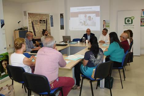 La Junta de Andalucía aporta tutores experimentados para consolidar proyectos emprendedores en Córdoba