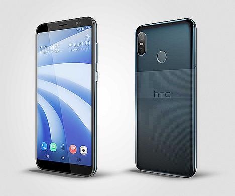 HTC anuncia el HTC U12 life, que proporciona experiencias sorprendentes a un precio asequible
