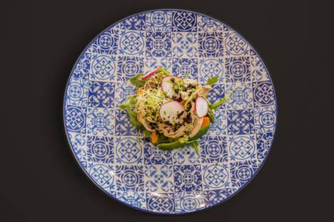 El restaurante 'El Gato Canalla' presenta su nueva carta basada en el concepto de la 'Cocina Canalla'