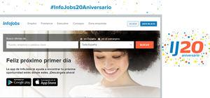 InfoJobs revoluciona de nuevo la búsqueda de empleo con la herramienta #TuiteoMiCV, una manera innovadora de encontrar trabajo tuiteando el CV