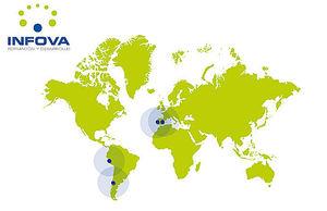 INFOVA abre oficinas en Chile y Perú