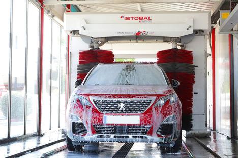 ISTOBAL logra cero vertidos de agua en el lavado de vehículos con un innovador sistema para reciclar el 100% del agua