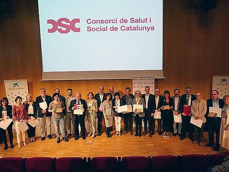 Premios CSC 2018.