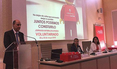 Mapfre reconoce la labor de sus voluntarios en las jornadas de interlocutores