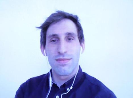 Iñaki Etxeberría Uriz, investigador del Centro de Investigación Médica Aplicada de Pamplona (CIMA).