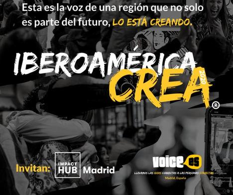 Una iniciativa de Voice en Español que reunirá ponentes de distintas nacionalidades para hablar del fenómeno creativo multicultural en Madrid