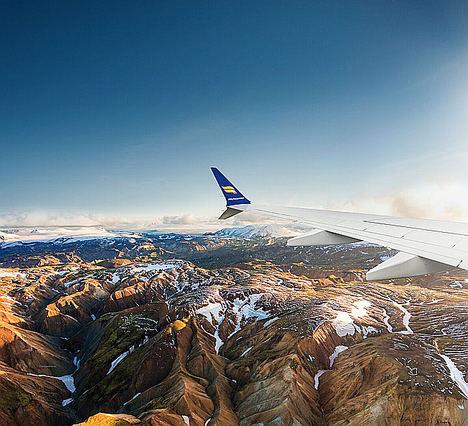 Icelandair amplía su oferta de vuelos directos desde España sumando Barcelona