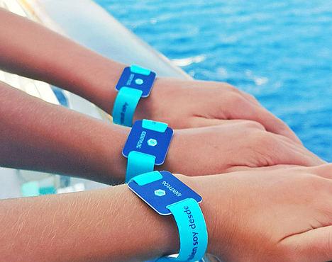 Identylog lanza su pulsera de identificación personal con tecnología NFC