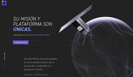 La startup madrileña ienai Space, ganadora del vertical Industry 4.0 en South Summit 2021