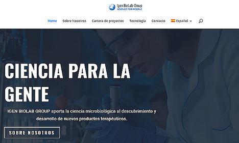 La biotecnológica Igen Biolab Group lanza una ronda de financiación de hasta 15 millones de euros para sus estudios de cáncer de pulmón