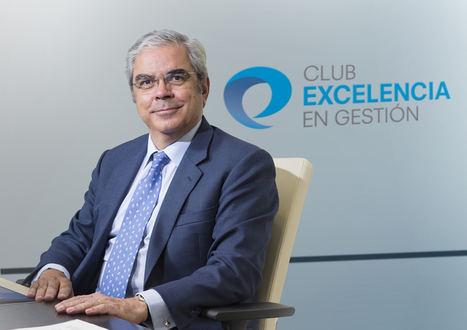 Ignacio Babé, Club Excelencia en Gestión.