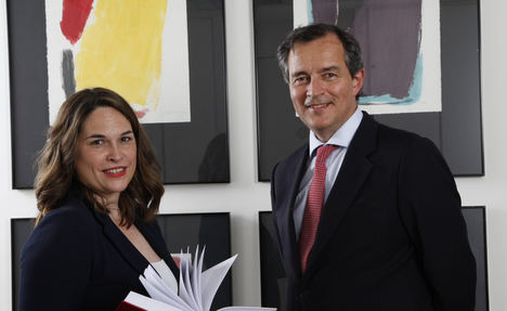 Ignacio Diez de Rivera Elzaburu y Mabel Klimt, elegidos Presidente y Socia Directora de ELZABURU