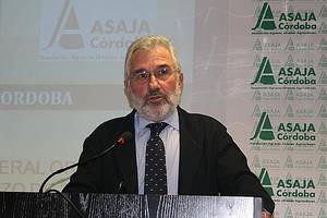 Ignacio Fernández de Mesa, presidente de Asaja Córdoba.