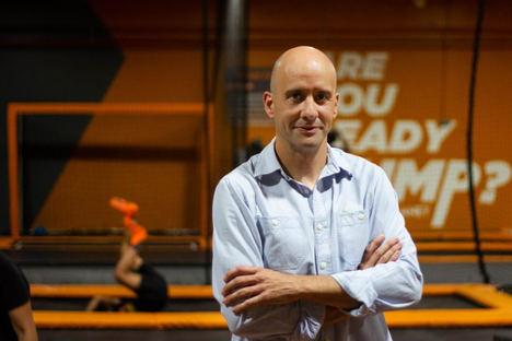 Ignacio Llorente asume la dirección general de Urban Planet para relanzar el ocio deportivo en centros comerciales