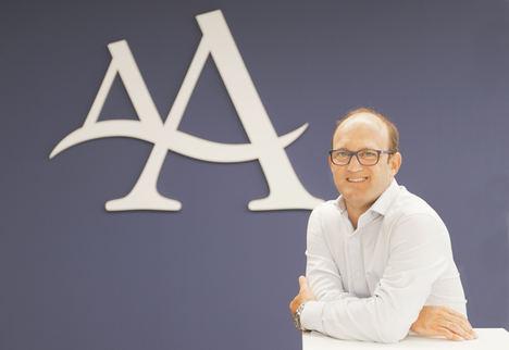 Ignacio Muñoz, CEO de Angulas Aguinaga.