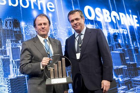 El Grupo Osborne reconocido por EY con el Premio a la Trayectoria de la Empresa Familiar