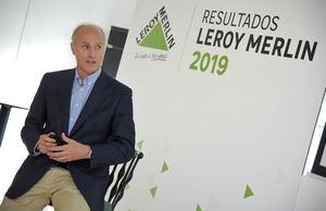 Ignacio Sánchez Villares, Director General de Leroy Merlin España.