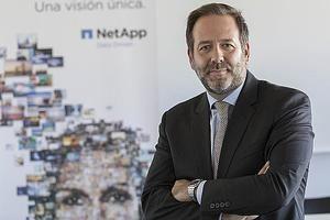 Ignacio Villalgordo, NetApp España.