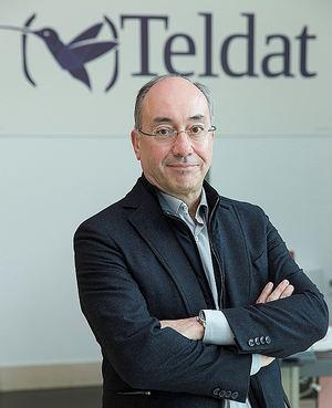 Ignacio Villaseca, CEO de Teldat.
