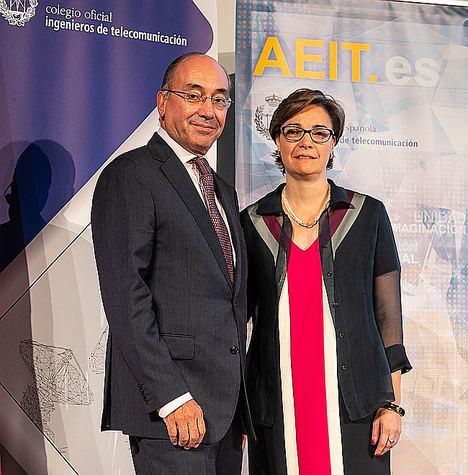 Ignacio Villaseca, CEO de Teldat, nombrado Ingeniero del Año 2019