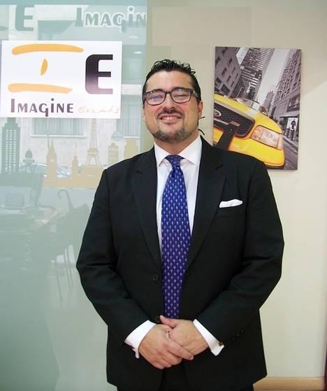 Entrevista a Ignacio Collado, director general de Imagine Events