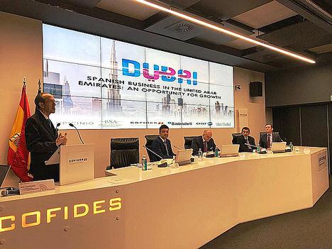 Empresas españolas de turismo y construcción, líderes en Emiratos Árabes