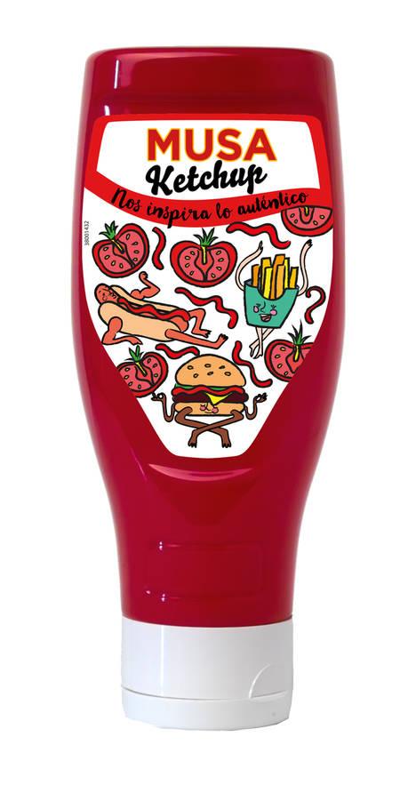 MUSA renueva la imagen de sus salsas y mejora sus envases para ofrecer más comodidad al consumidor