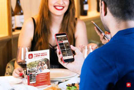 DDI y la app BR Bars & Restaurants se unen para impulsar la digitalización del canal Horeca