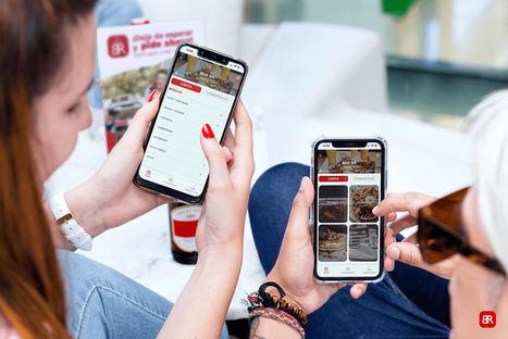 Europastry y la app BR Bars & Restaurants se alían para potenciar la transformación digital del canal Horeca