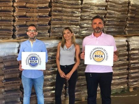 Ecoloma Biocombustibles consigue el sello de calidad de la biomasa andaluza BICA