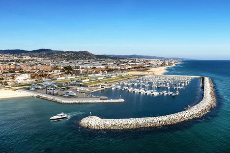 Avintia Construcción entrega las obras del nuevo centro comercial del Puerto de Premià de Mar