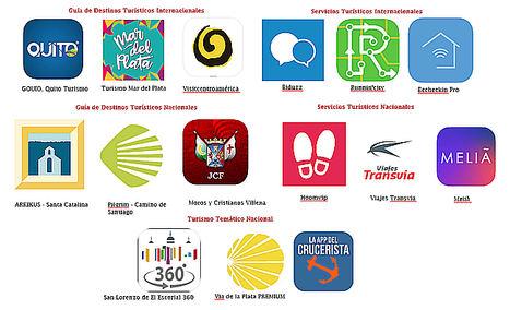 Cincuenta aplicaciones turísticas inscritas a la VI edición del concurso