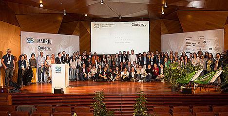 Quiero impulsa Sustainable Brands® Madrid 2019, el evento internacional de referencia en sostenibilidad