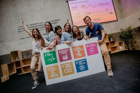 Impact Hub busca jóvenes comprometidos y con ideas innovadoras para impulsar el desarrollo sostenible