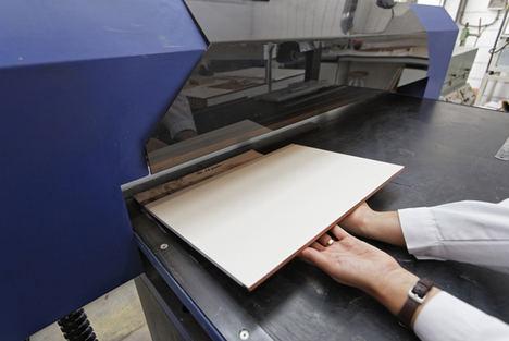 El ITC mejora aspectos técnicos y medioambientales de la tecnología de decoración cerámica Inkjet con el proyecto Shade