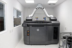 Impresora 3D Idneo.