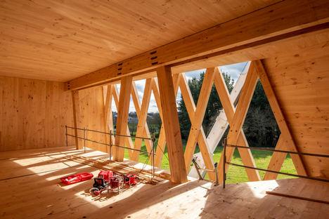 Egoin construye el primer 'edificio verde' de Galicia