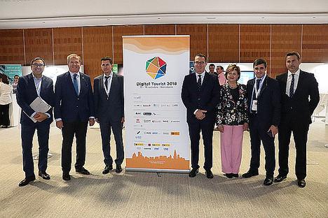 El Congreso Digital Tourist 2018 organizado por AMETIC en Benidorm consigue congregar a más de 250 personas en su primera edición