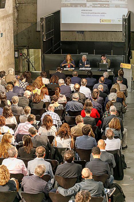 El sector de la edificación se une para impulsar la Estrategia Nacional de Rehabilitación de Edificios