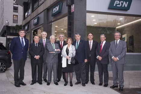 PSN inaugura sus nuevas oficinas de Vitoria y Bilbao